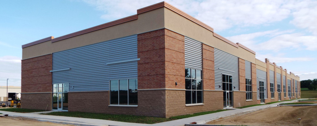 a featured image of the new flex building #1